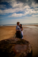 Stacy & Kevin's PreWedding Shoot @ Blyth Beach