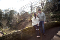 Amy & Barry's PreWedding Shoot @ Jesmond Dene (2 of 41)