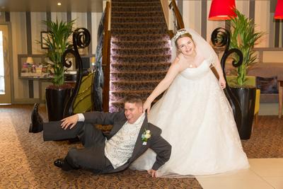 Lauren & Alan's Wedding Day