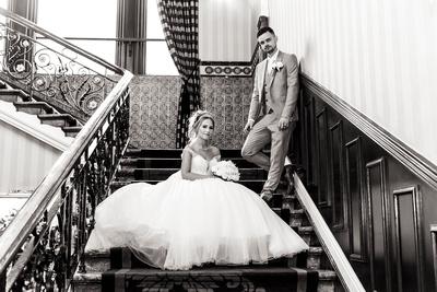 Chantel & Aaron's Wedding