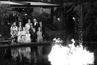 Lynda & Paul's Wedding Day @ LE PETIT CHÂTEAU - The Burning Ring Of Fire (16 of 20)
