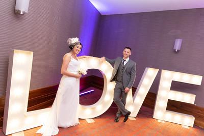 Catherine & Phil's Wedding Day