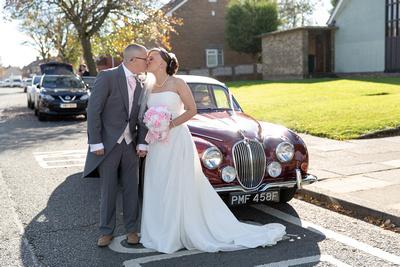 Leanne & Paul's Wedding Day