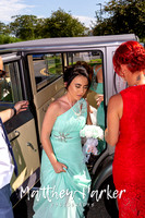 Kellyann & Steven's Wedding - Arriving @ Church (010 of 045)