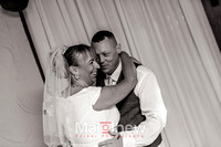 Sandra & Aaran's Wedding Day - The First Dance (005 of 023)