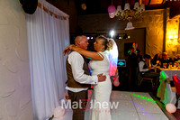 Sandra & Aaran's Wedding Day - The First Dance (010 of 023)