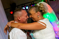 Sandra & Aaran's Wedding Day - The First Dance (012 of 023)