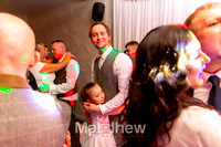 Sandra & Aaran's Wedding Day - The First Dance (016 of 023)