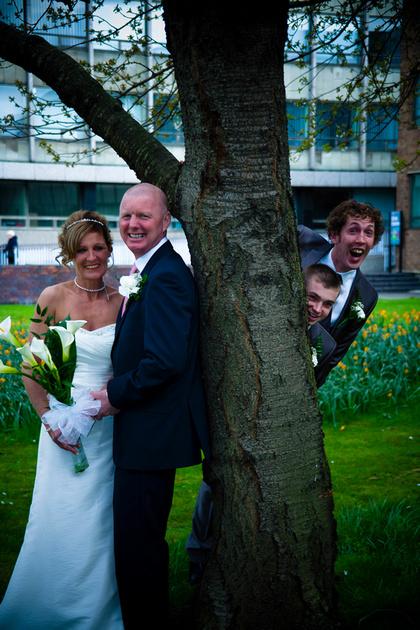 Sharon & Darren's Wedding Day