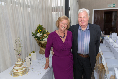 Val & Alan's Golden Wedding Anniversary @ The Sea Hotel