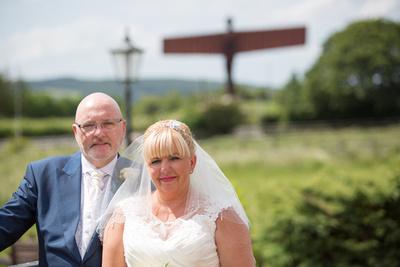 Karen & Keith's Wedding Day